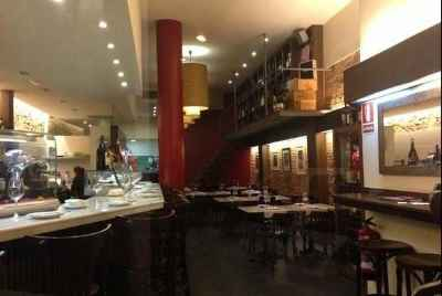Restaurante with a licence in touristic area of Barcelona